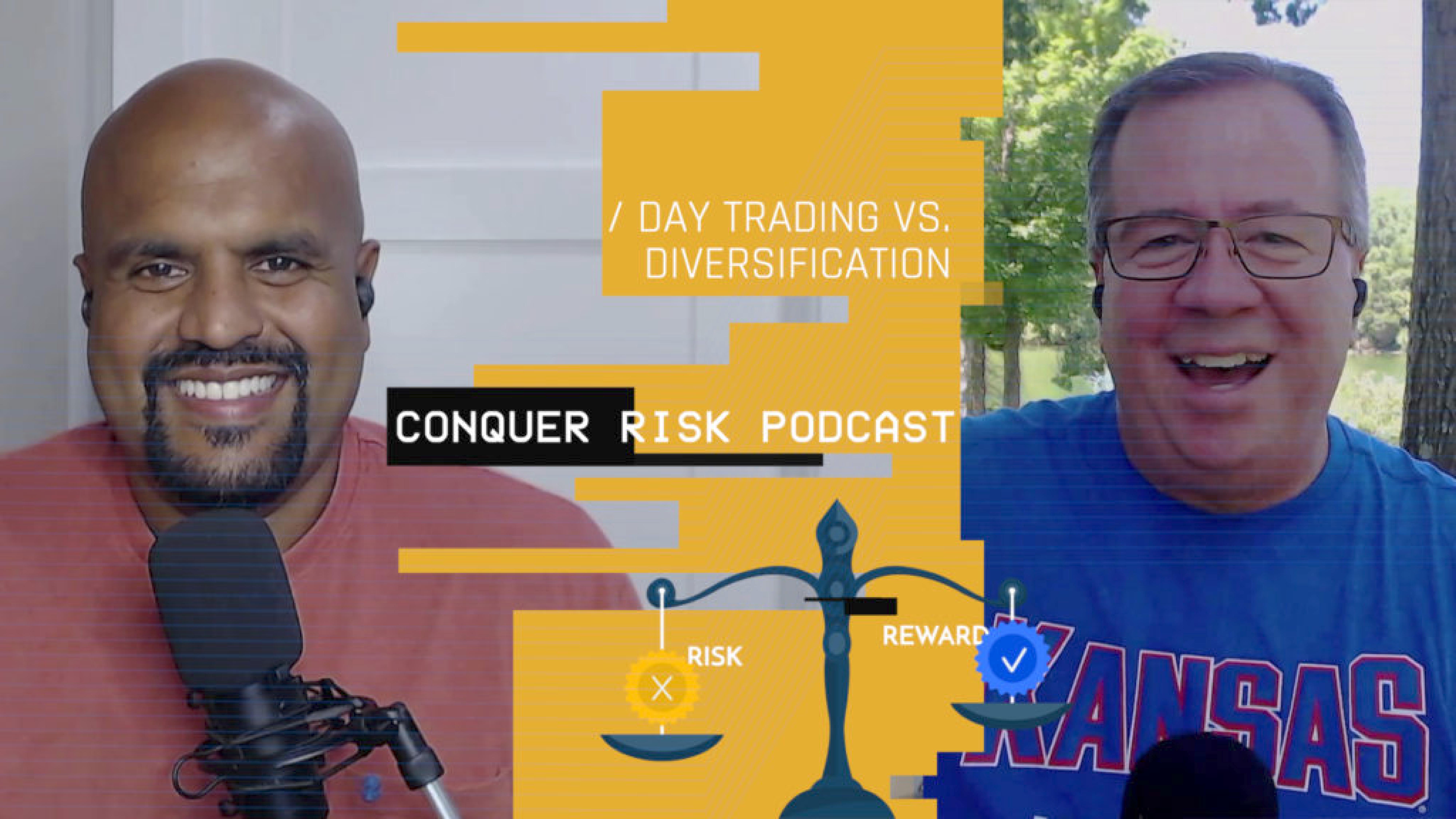 Day Trading vs Diversification (S3 E6)