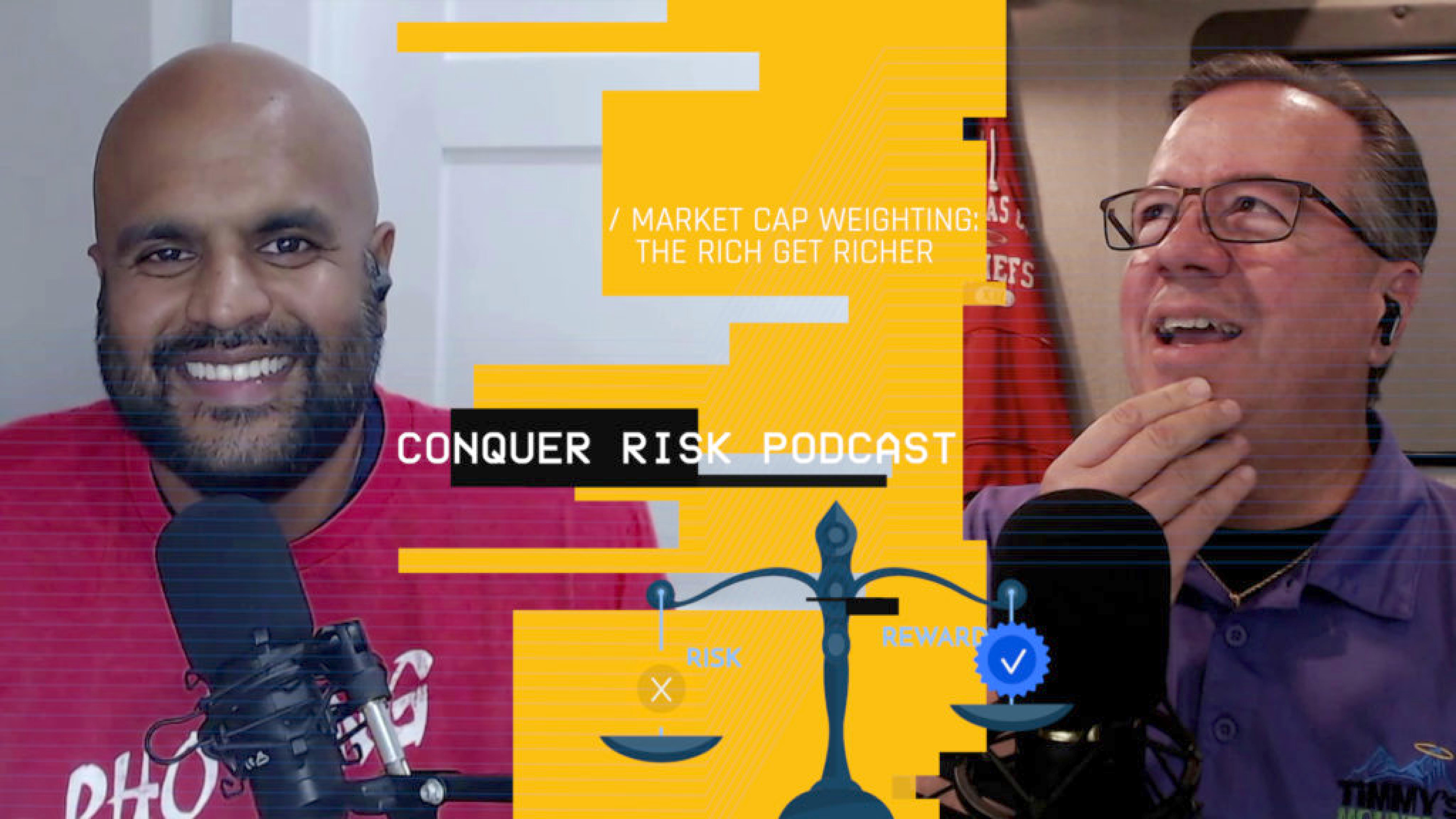Market Cap Weighting: The Rich Get Richer? (S2 E20)