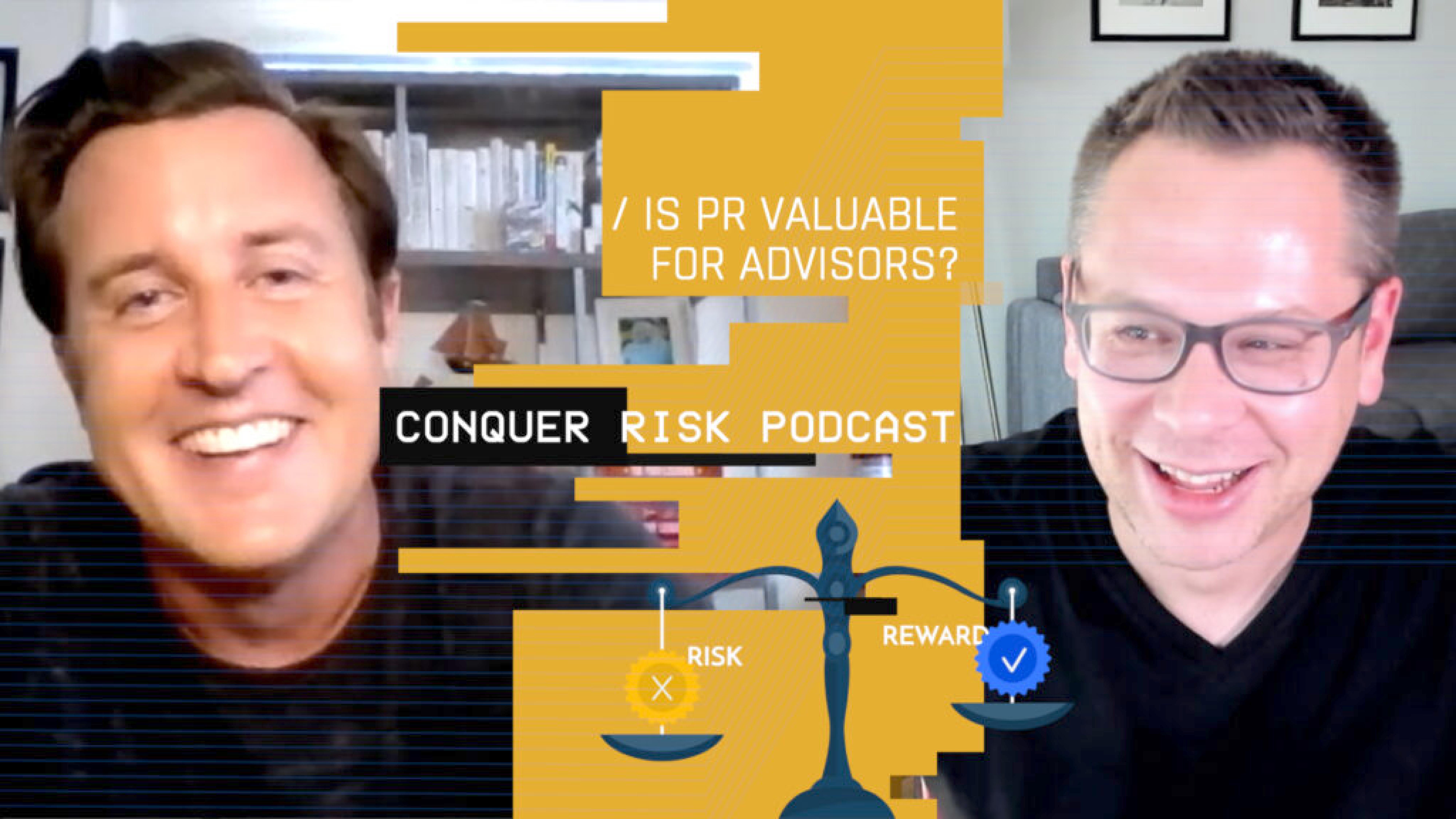 Is PR Valuable for Advisors? (S3 E12)