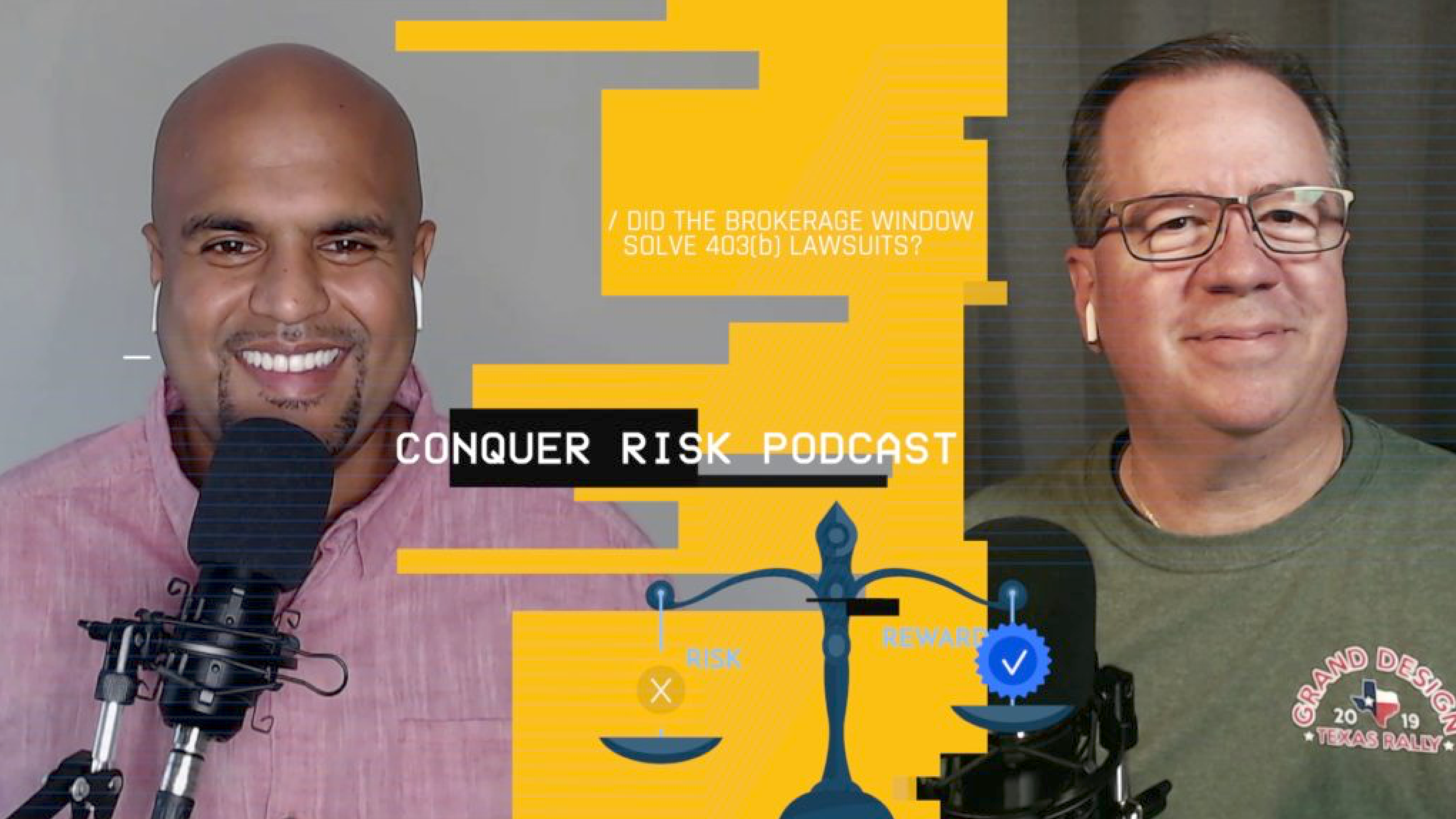 Did the Brokerage Window Solve 403(b) Lawsuits? (S1 E19)
