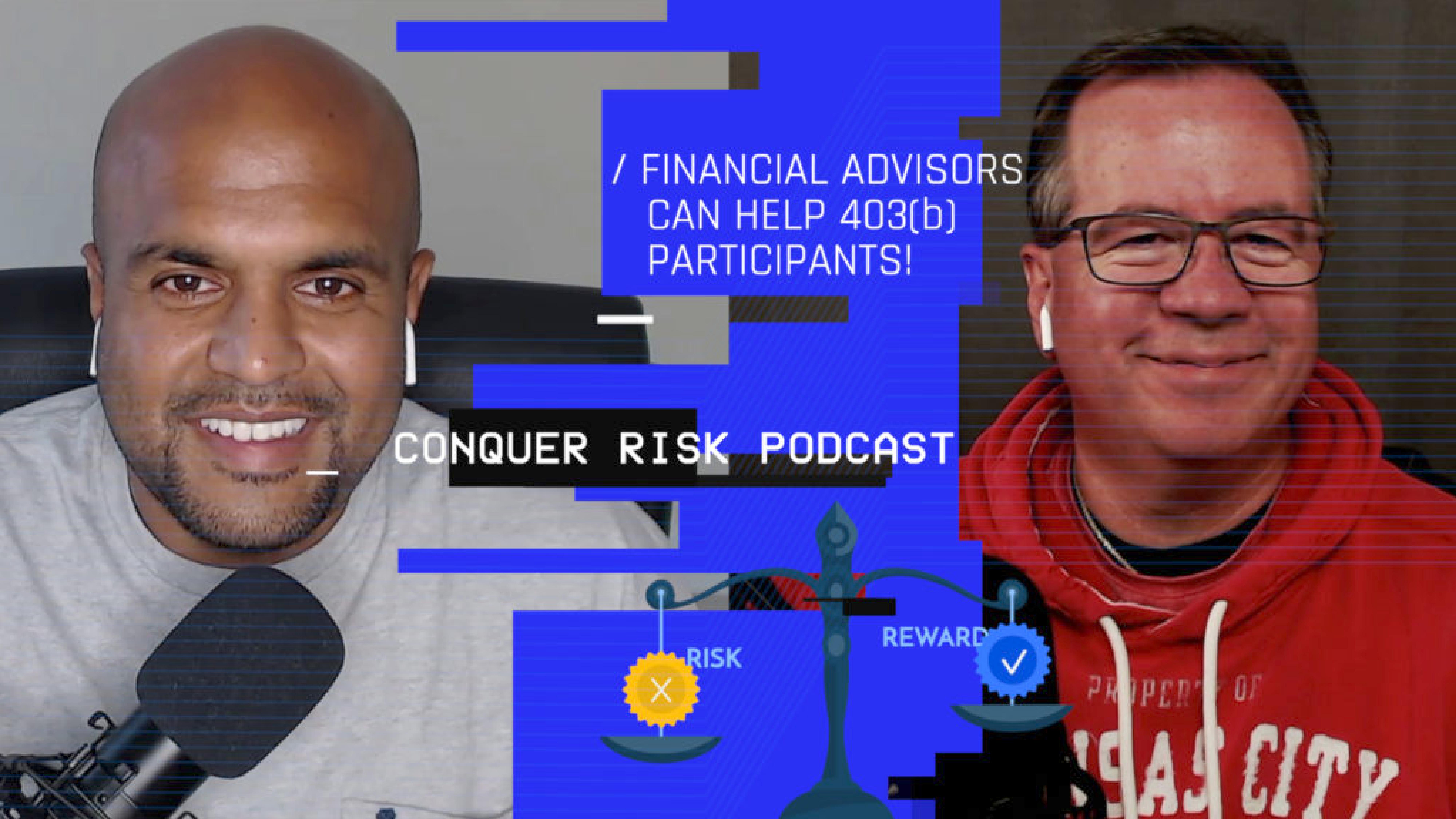 Financial Advisors Can Help 403(b) Participants! (S1 E8)
