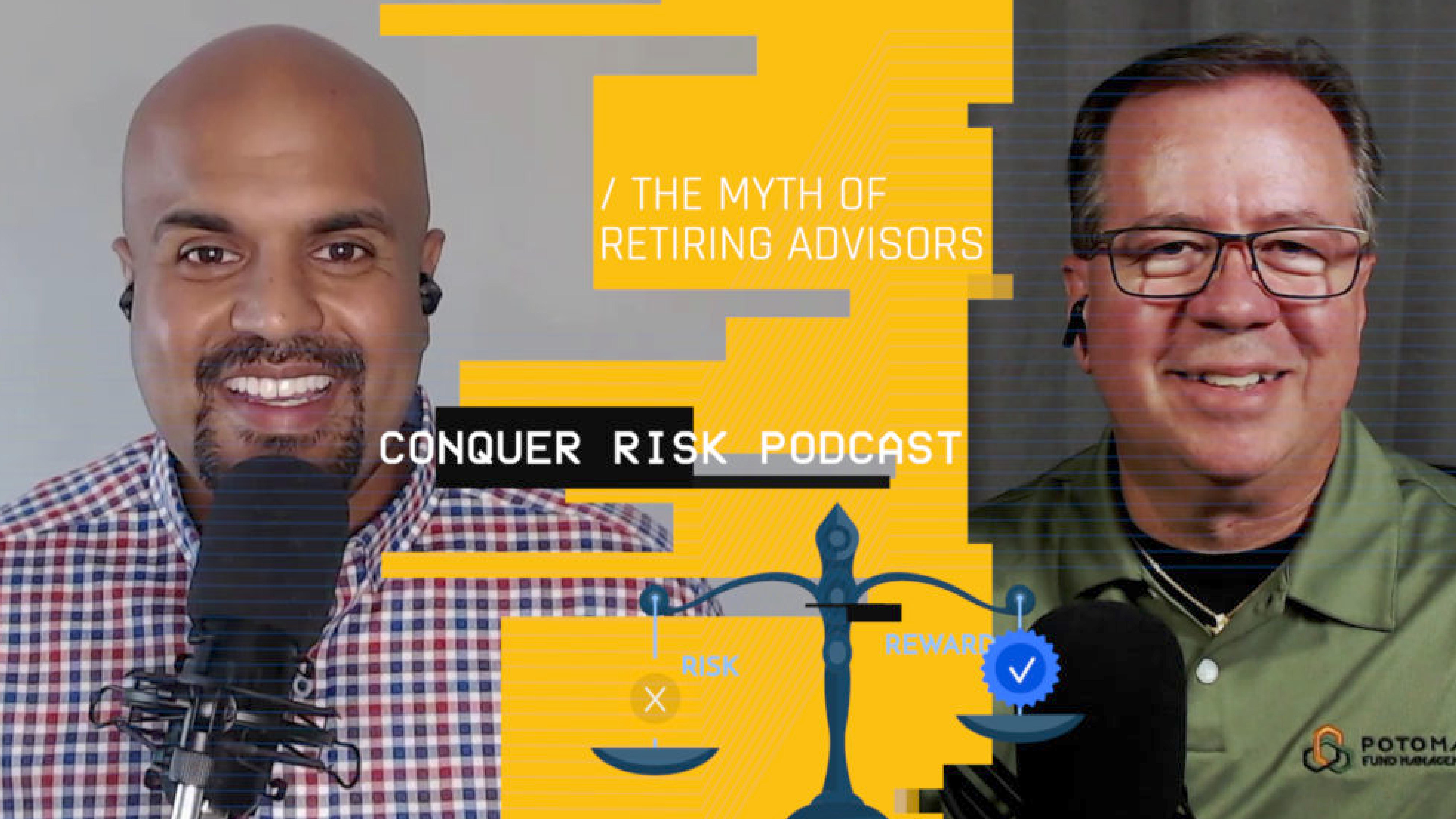The Myth of Retiring Advisors (S2 E8)