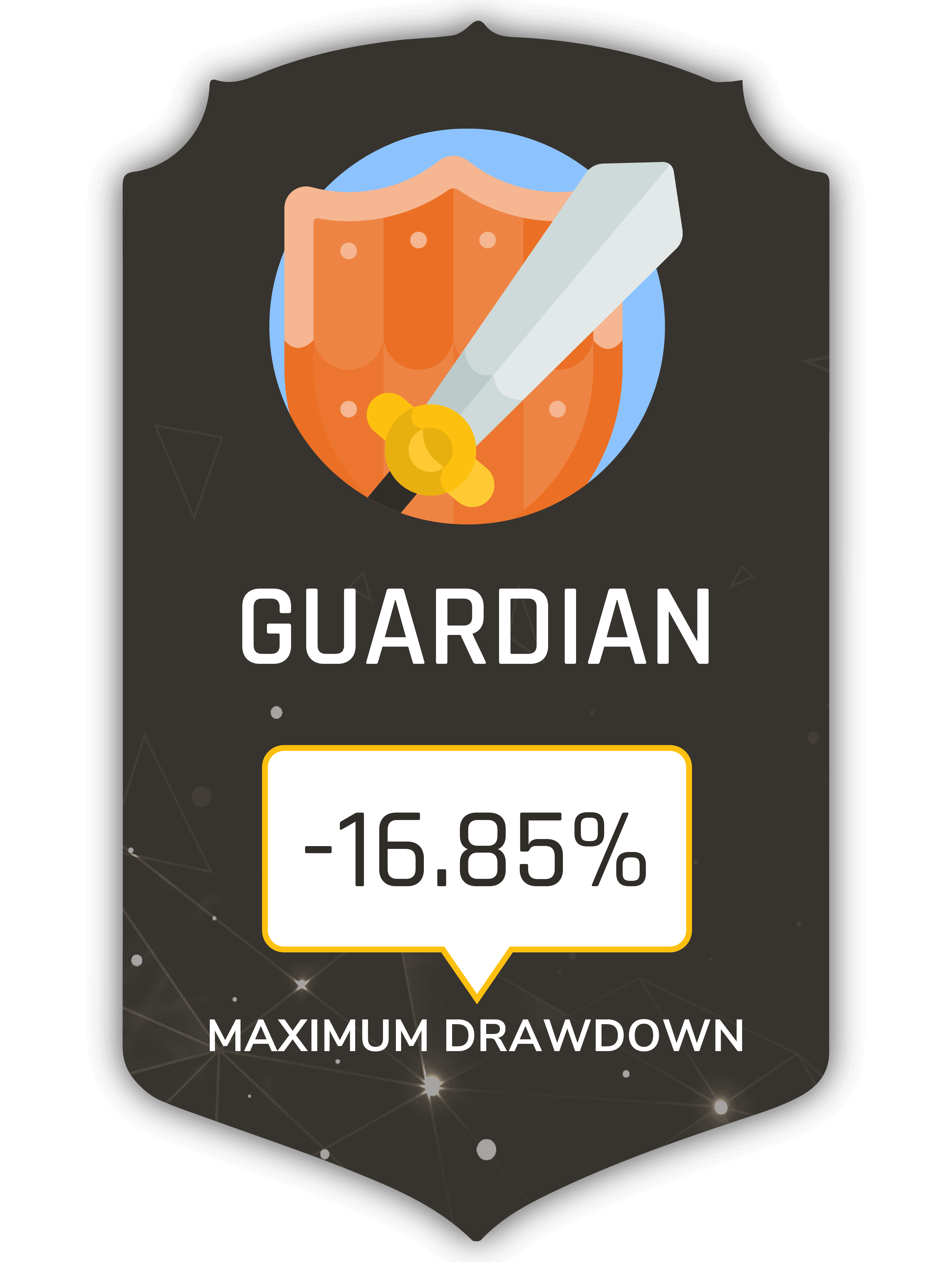 The badge of our Guardian strategy
