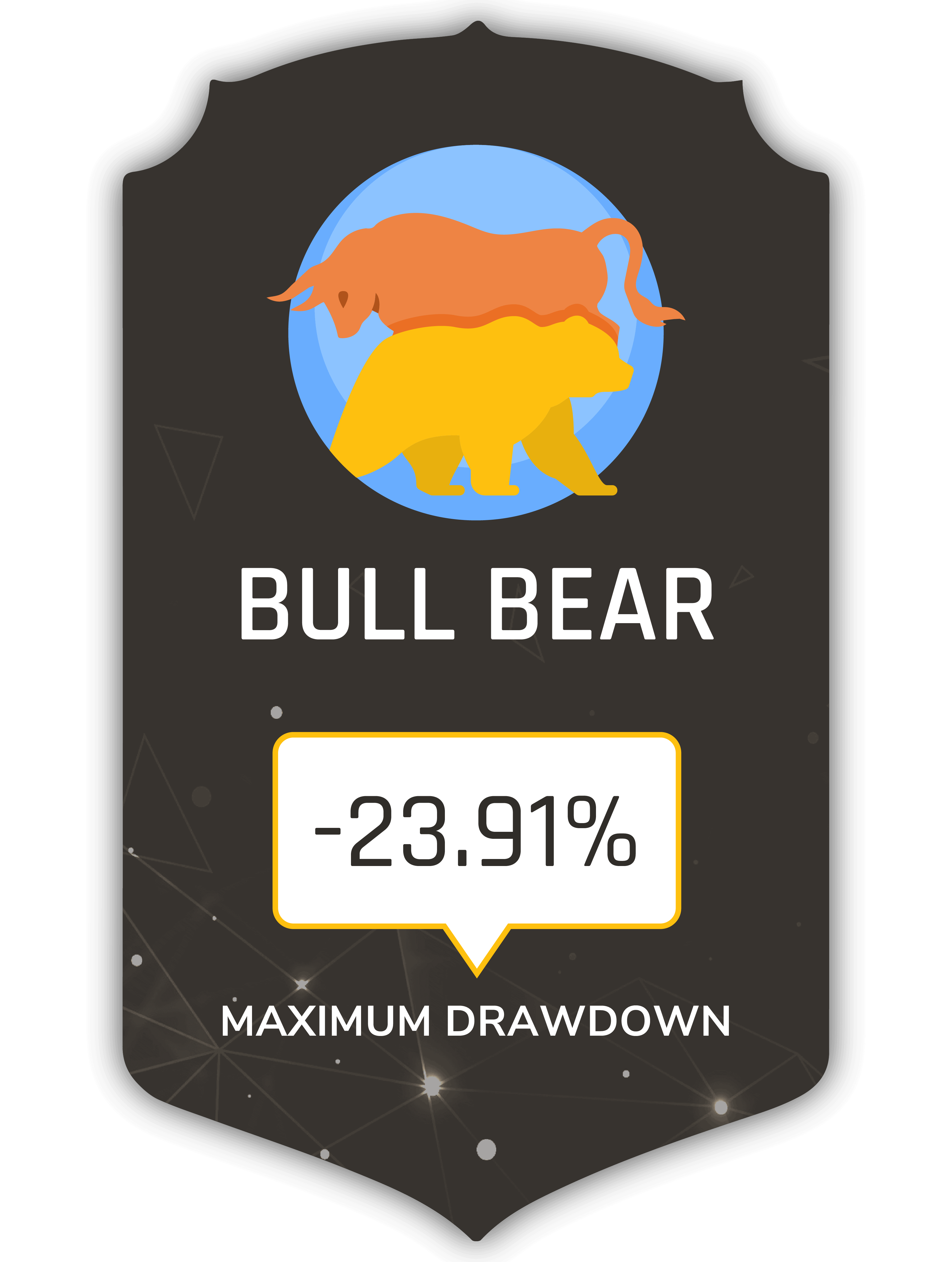 The badge of our Bull Bear strategy