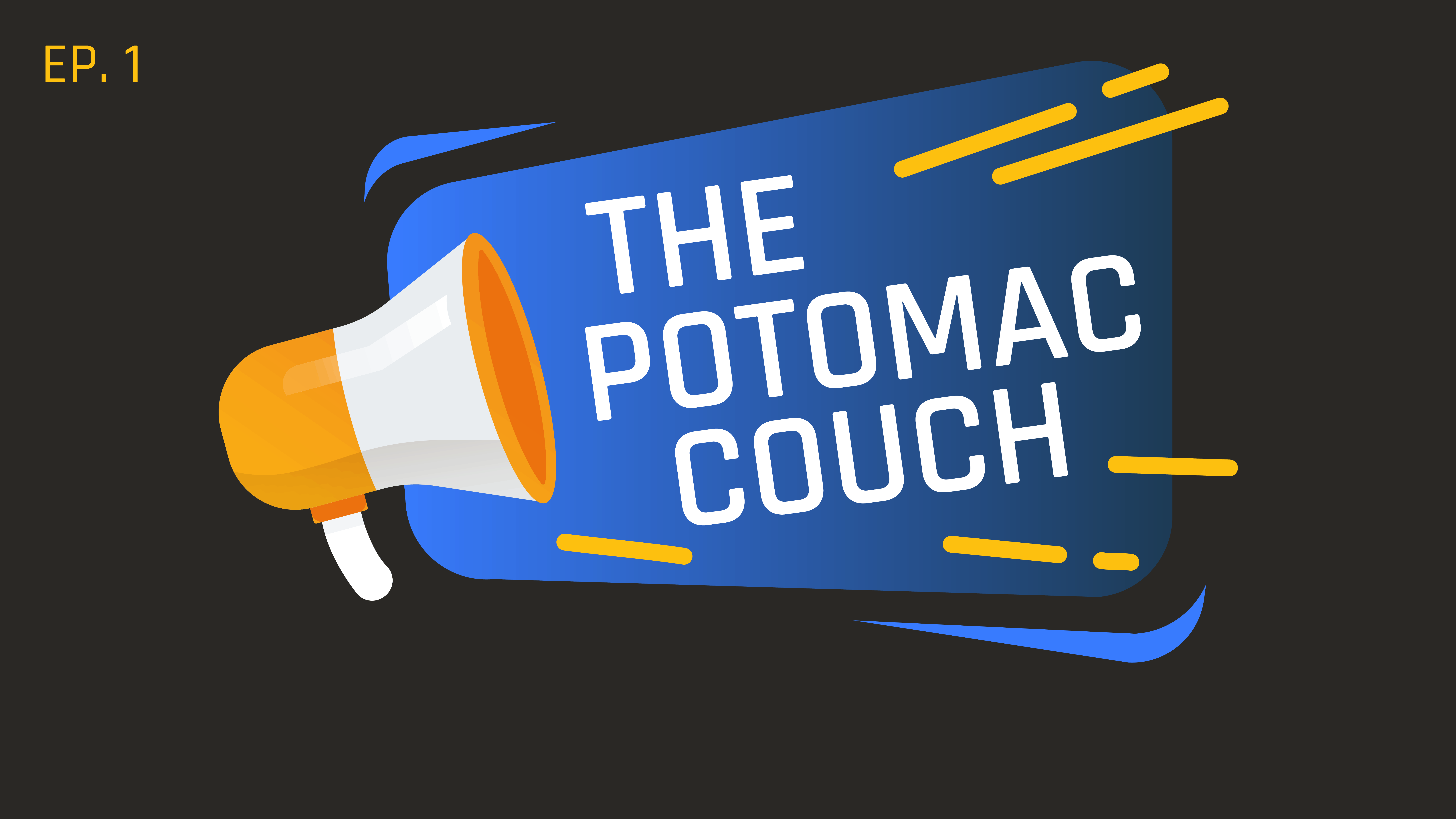 Potomac Couch (E1)  Back to the Beginning
