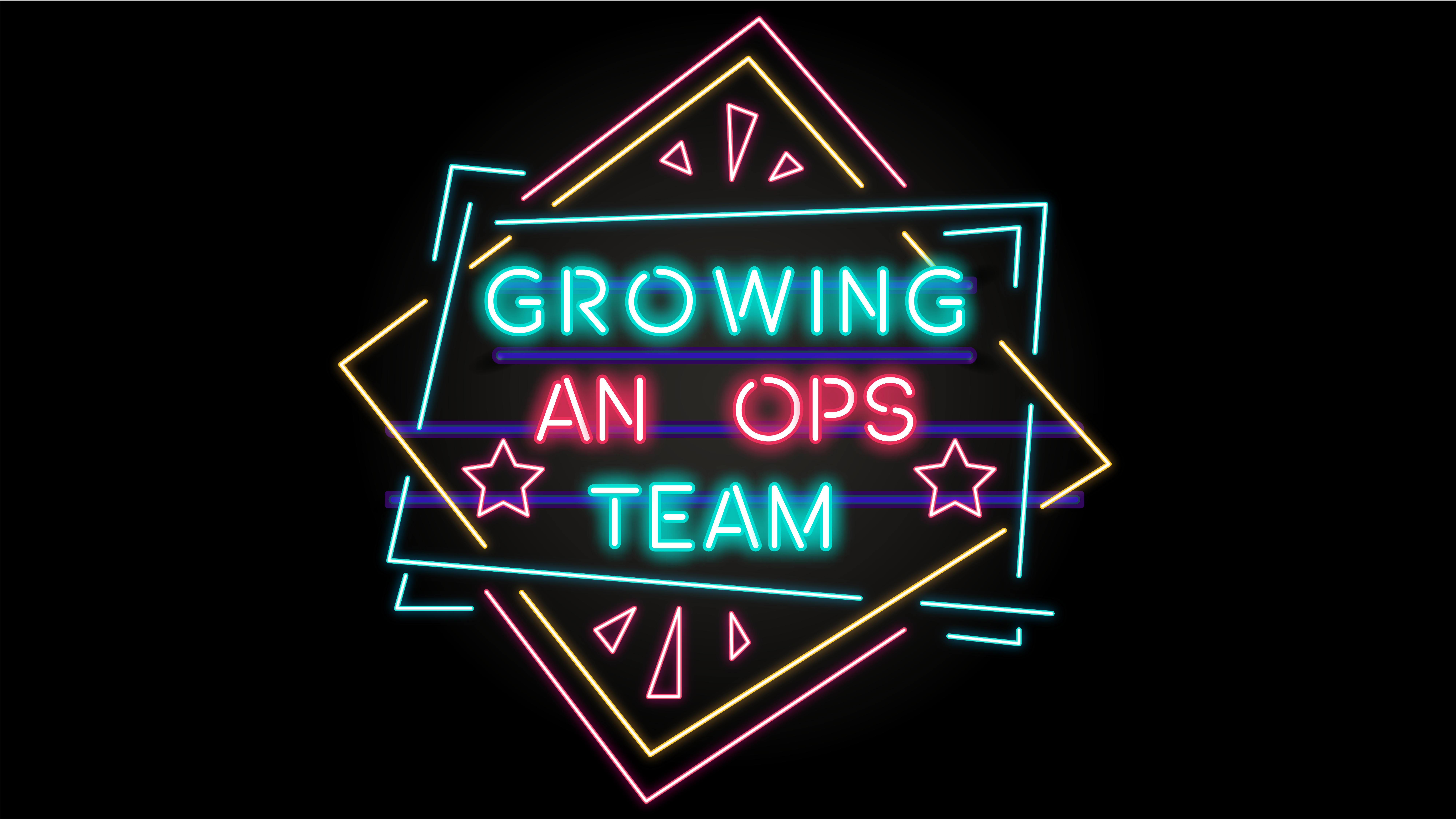 Drinks Well with Operations (E1) Growing an Ops Team