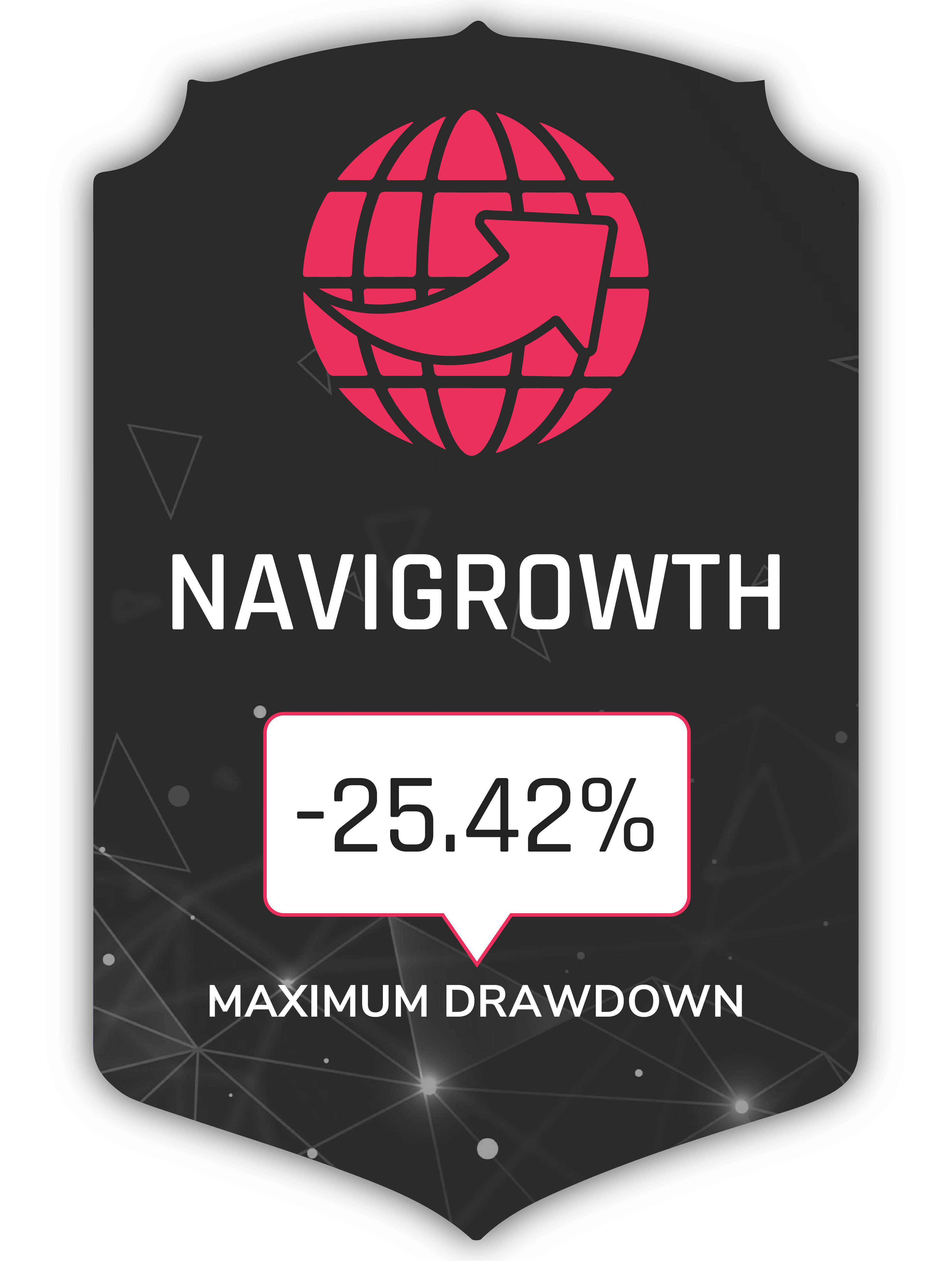 The badge of our Navigrowth strategy