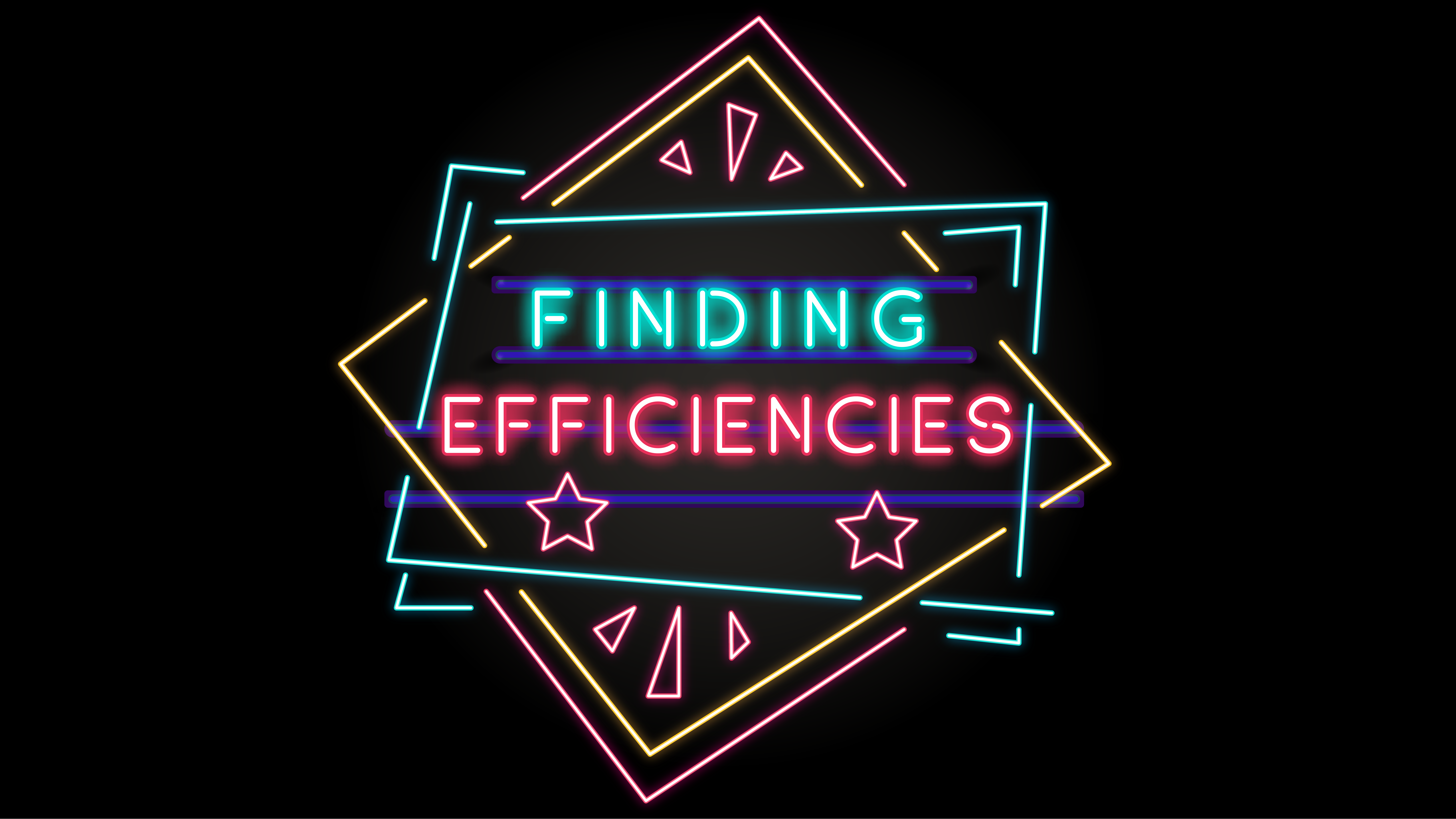 Drinks Well with Operations (E2) Finding Efficiencies